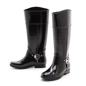 Michael Kors Fulton Harness Tall Rain Boots